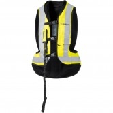 HELD Air Vest Black / Yellow Fluo