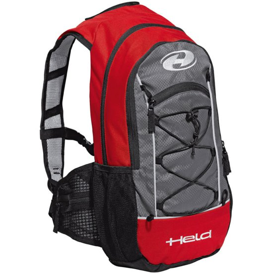 Borsa HELD To-Go Red / Grey