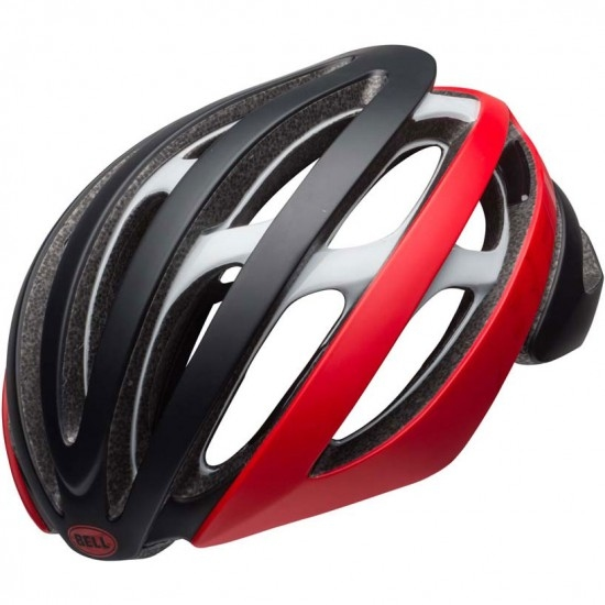 BELL Zephyr MIPS Matte -Gloss Red / Black / White Helmet