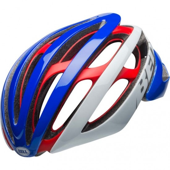 Casco BELL Zephyr MIPS Red / White / Pacific