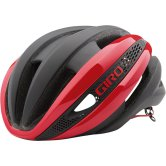 GIRO Synthe Bright Red / Matte Black