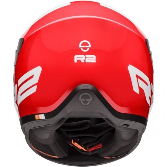 SCHUBERTH R2 Dyno Red Helmet