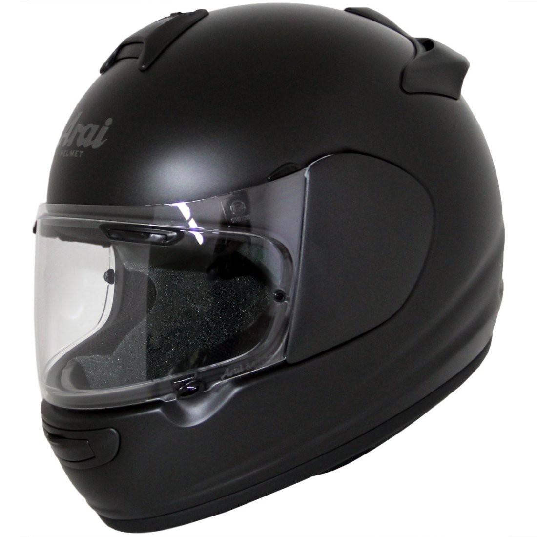 bc80ccec ARAI Axces-3 Frost Black Helmet · Motocard