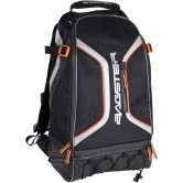 BAGSTER Peaks Black / Orange
