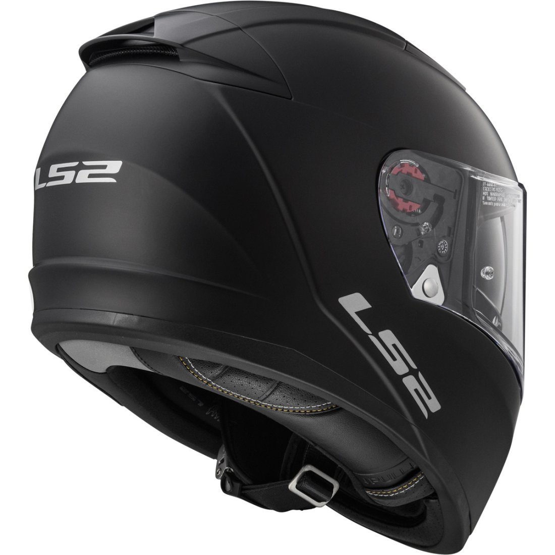 100becad LS2 FF390 Breaker Matt Black Helmet · Motocard