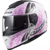 LS2 FF390 Breaker Rumble White / Pink