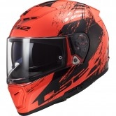 LS2 FF390 Breaker Swat Fluo Orange / Black