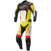 ALPINESTARS Motegi V2 Black / White / Yellow Fluo / Red Fluo