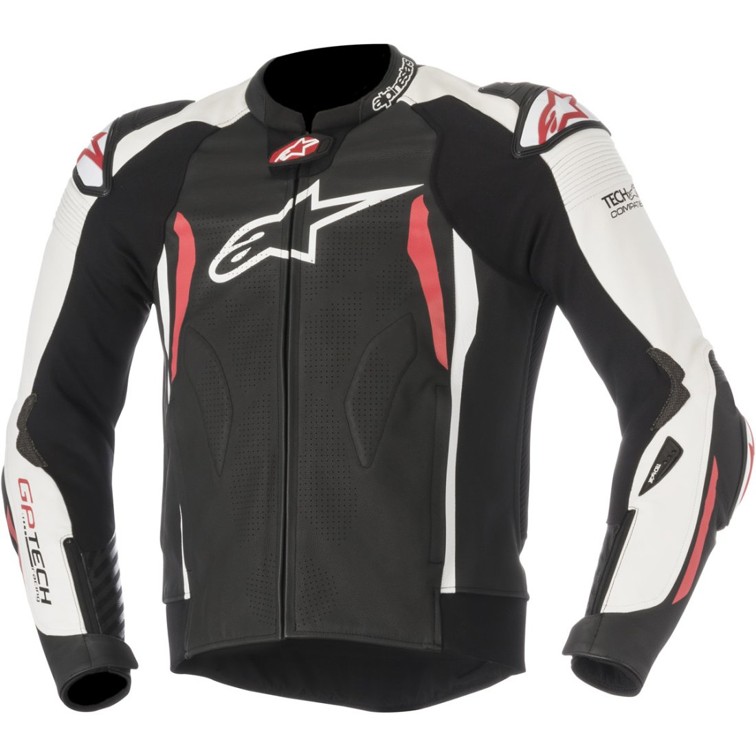 63afbaa76c0 Chaqueta ALPINESTARS Gp Tech V2 for Tech-Air Black   White   Red · Motocard