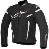ALPINESTARS T-GP Plus R V2 Black / White