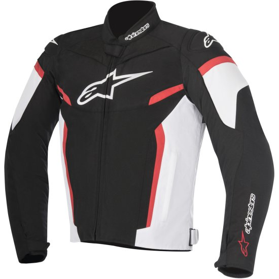 Chaqueta ALPINESTARS T-GP Plus R V2 Black / White / Red