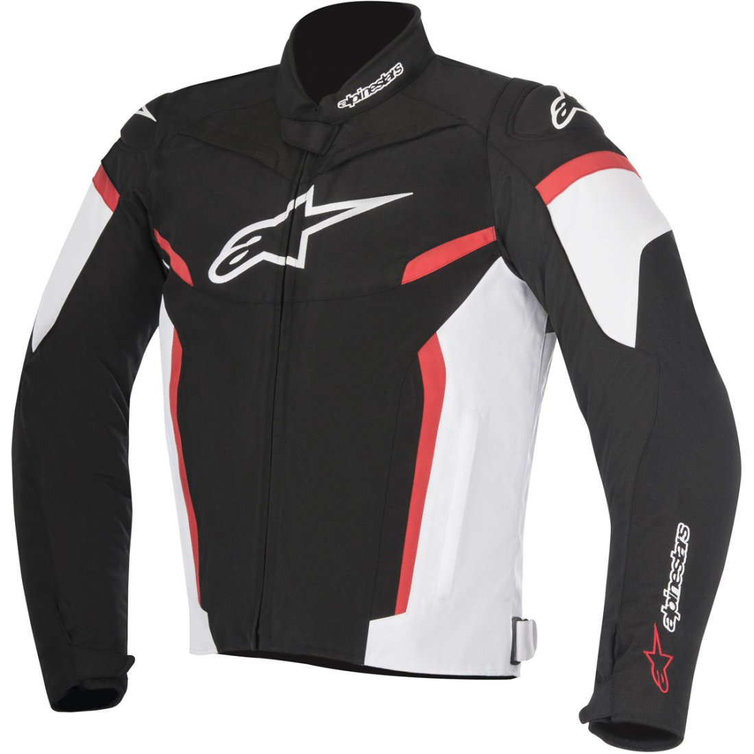 29434fb7d27 Chaqueta ALPINESTARS T-GP Plus R V2 Black   White   Red · Motocard