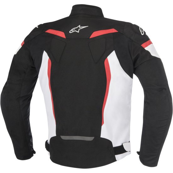 Jacke ALPINESTARS T-GP Plus R V2 Black / White / Red