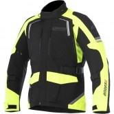 Andes V2 Drystar Black / Yellow Fluo