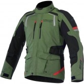 Andes V2 Drystar Military Green / Black / Red