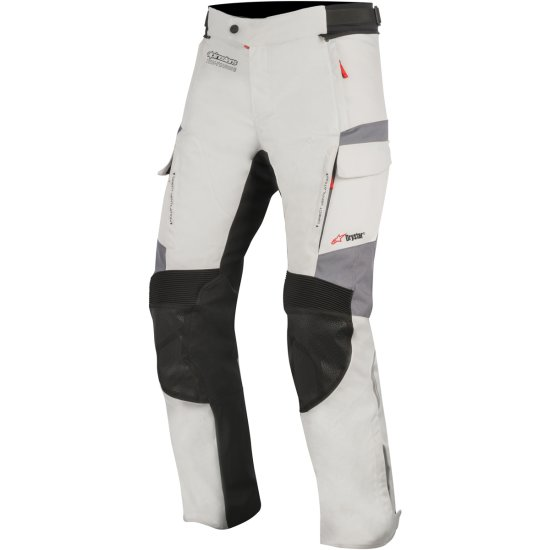 ALPINESTARS Andes V2 Drystar Light Gray / Black / Dark Gray Pant