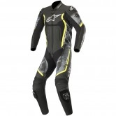 ALPINESTARS Motegi V2 Professional Black Camo / Yellow Fluo