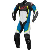 ALPINESTARS Motegi V2 Professional Black / White / Blue / Yellow Fluo