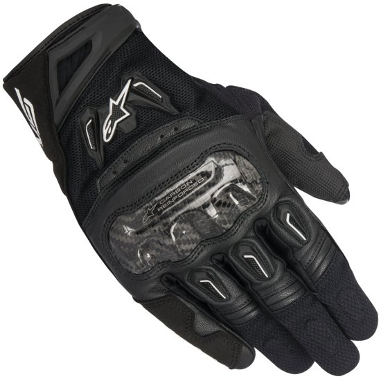 Gants ALPINESTARS SMX-2 Air Carbon V2 Black