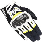 SMX-2 Air Carbon V2 Black / White / Yellow Fluo