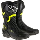 ALPINESTARS SMX-6 V2 Black / Yellow Fluo