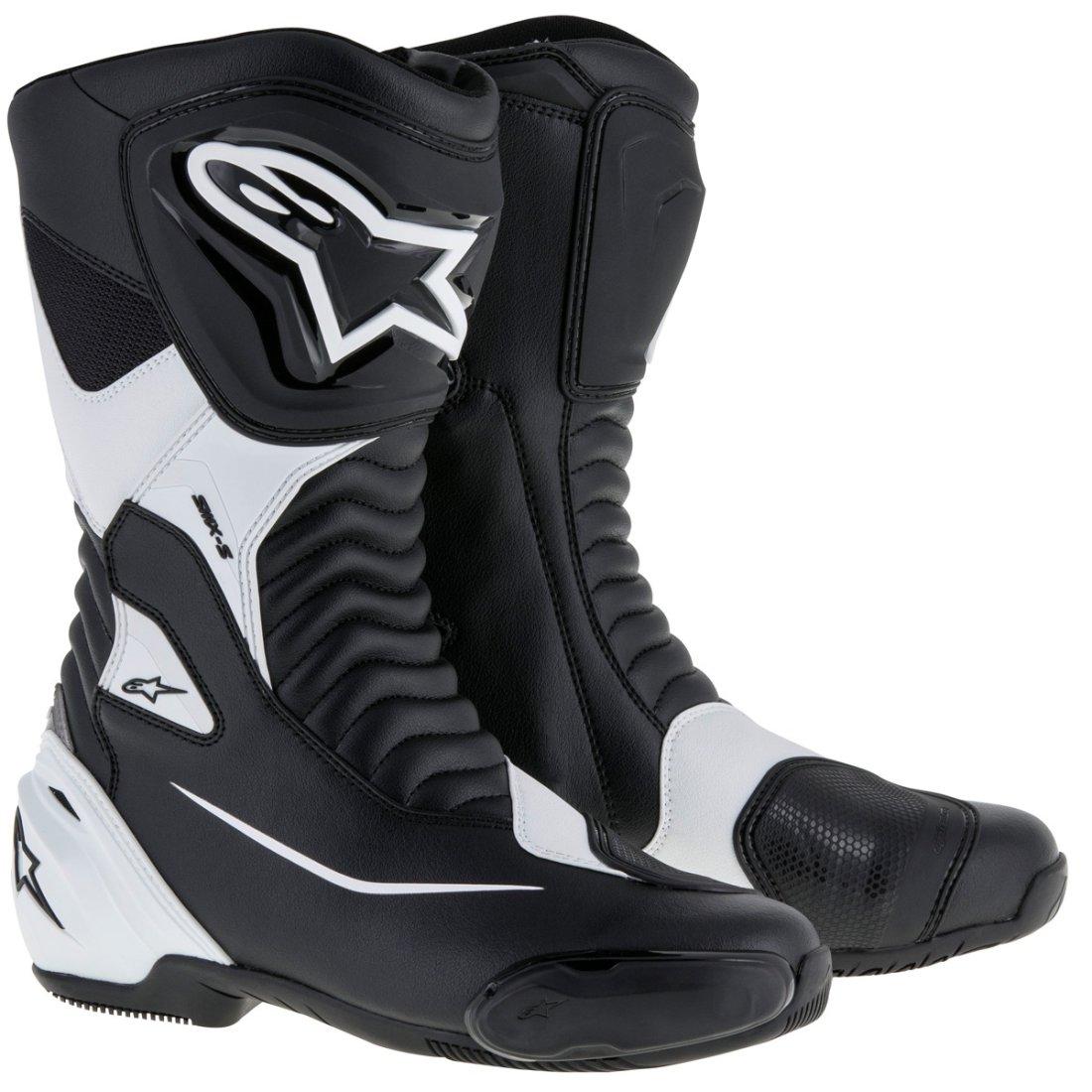 ALPINESTARS SMX-S Black / White Boots