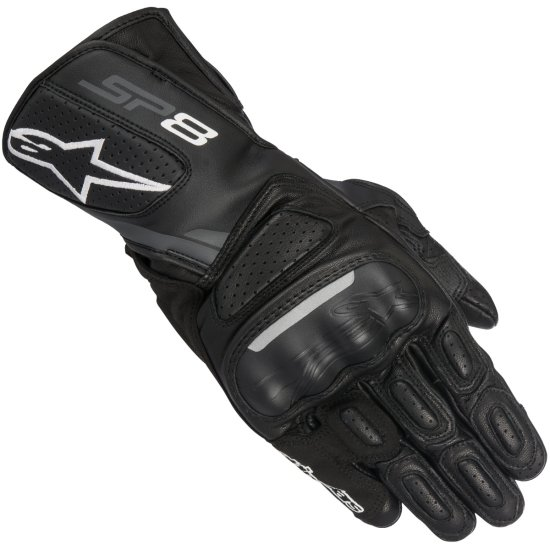 Guantes ALPINESTARS SP-8 V2 Black / Dark Gray
