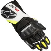 ALPINESTARS SP-8 V2 Black / White / Yellow Fluo