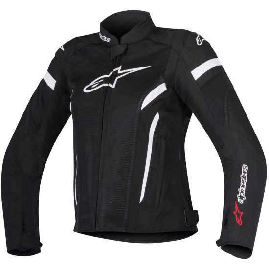 Jacke ALPINESTARS Stella T-GP Plus R V2 Air Lady Black / White