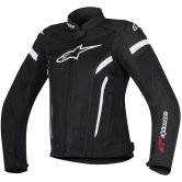 ALPINESTARS Stella T-GP Plus R V2 Air Lady Black / White