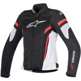 ALPINESTARS Stella T-GP Plus R V2 Air Lady Black / White / Red