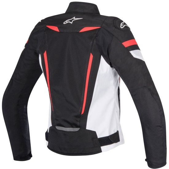 Chaqueta ALPINESTARS Stella T-GP Plus R V2 Air Lady Black / White / Red