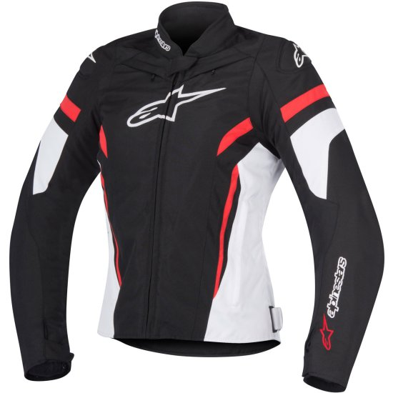 Blouson ALPINESTARS Stella T-GP Plus R V2 Lady Black / White / Red