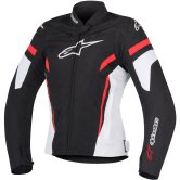 ALPINESTARS Stella T-GP Plus R V2 Lady Black / White / Red
