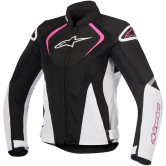 ALPINESTARS Stella T-Jaws V2 Air Lady Black / White / Fuchsia