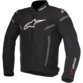 ALPINESTARS T-GP Plus R V2 Air Black / Anthracite