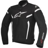 ALPINESTARS T-GP Plus R V2 Air Black / White