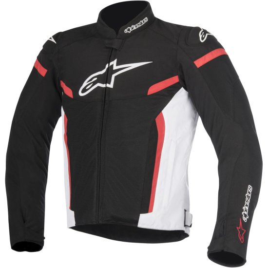 Blouson ALPINESTARS T-GP Plus R V2 Air Black / White / Red