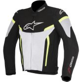 ALPINESTARS T-GP Plus R V2 Air Black / White / Yellow Fluo