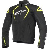 ALPINESTARS T-Jaws V2 Air Black / White / Yellow Fluo