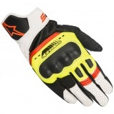 ALPINESTARS SP-5 Black / Yellow Fluo / White / Red Fluo