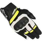 ALPINESTARS Booster Black / White / Yellow Fluo