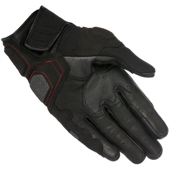 Guantes ALPINESTARS Highlands Black / Tobacco Brown / Red