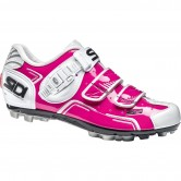 SIDI MTB Buvel Lady Fuxia / White