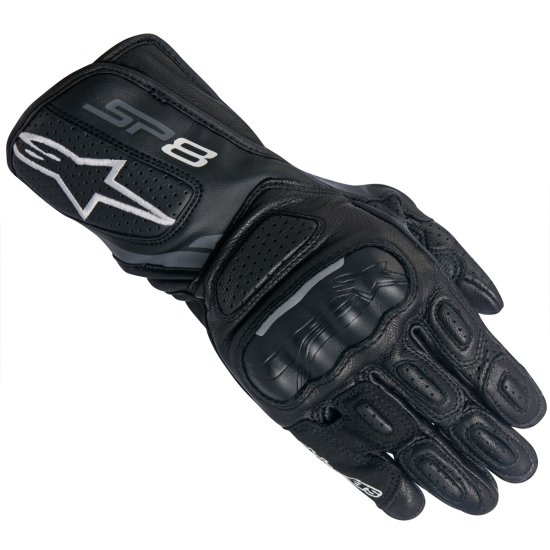 Handschuh ALPINESTARS Stella SP-8 V2 Lady Black / Dark Gray