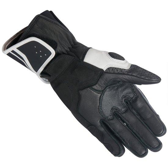 ALPINESTARS Stella SP-8 V2 Lady Black / White Gloves