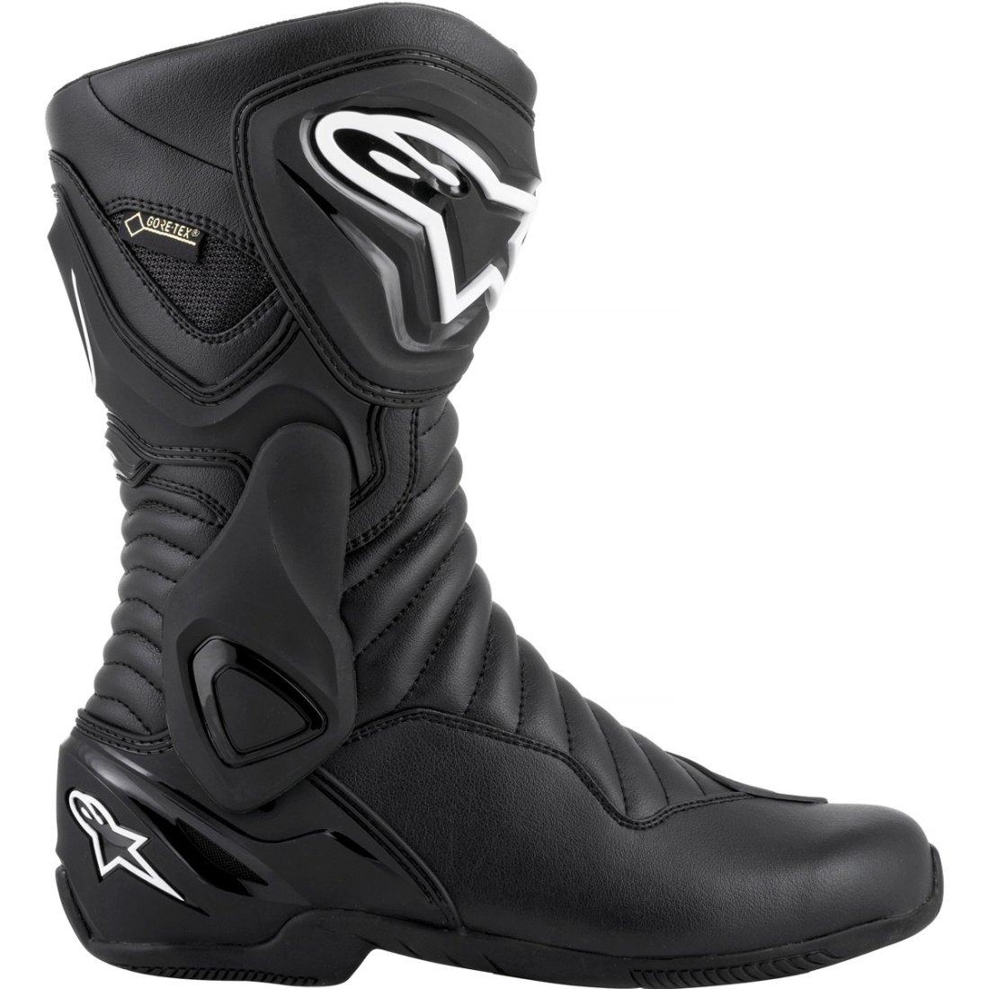 alpinestars smx 6 v2 gore tex black boots