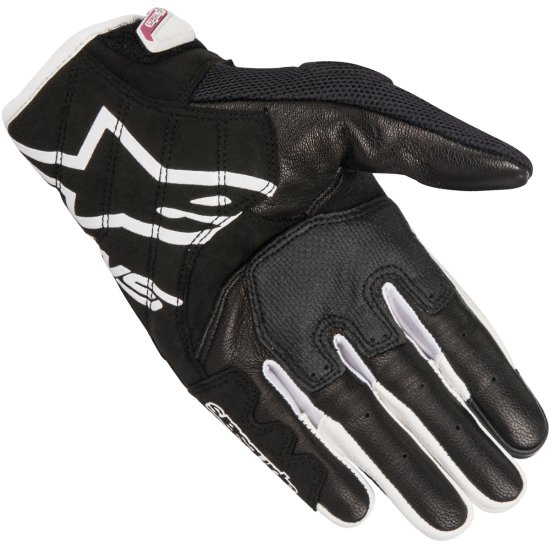 Handschuh ALPINESTARS Stella SMX-2 Air Carbon V2 Lady Black / White / Fuchsia
