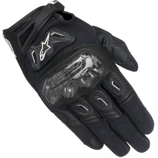 Handschuh ALPINESTARS Stella SMX-2 Air Carbon V2 Lady Black
