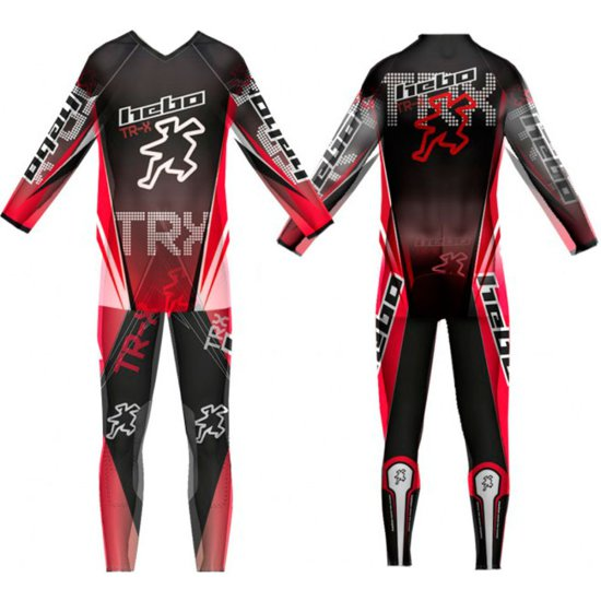 Pantalone HEBO Pro TR-X Junior Red
